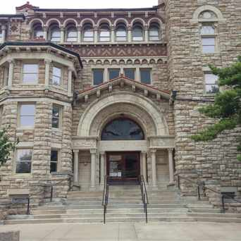 Photo of Natural History Museum in Lawrence