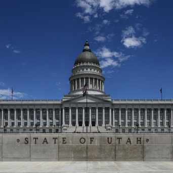 Photo of Utah State Capitol in Rio Grande, Salt Lake City