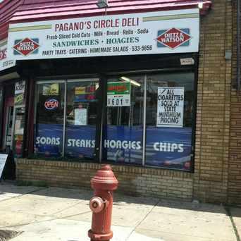 Photo of Rhawn St & Bradford St in Rhawnhurst, Philadelphia