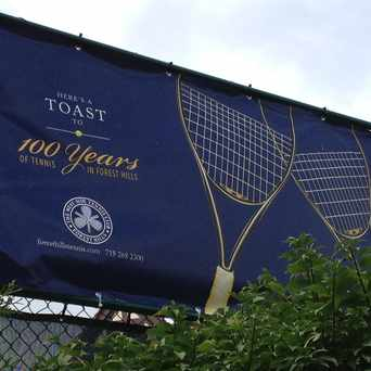 Photo of West Side Tennis Club in Forest Hills, New York