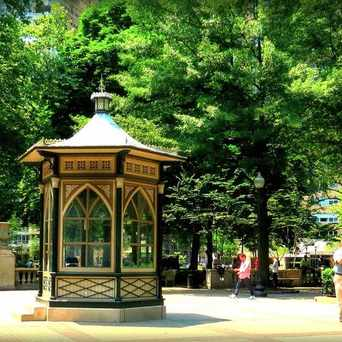 Photo of Rittenhouse Square in Rittenhouse Square, Philadelphia