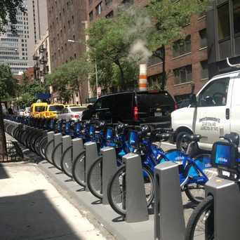 Photo of Citi Bike: E 39 St & 3 Av in Murray Hill, New York