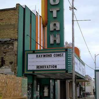 Photo of Utah Theater in Rio Grande, Salt Lake City