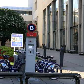 Photo of Bike Rental in #UptownCharlotte in Second Ward, Charlotte