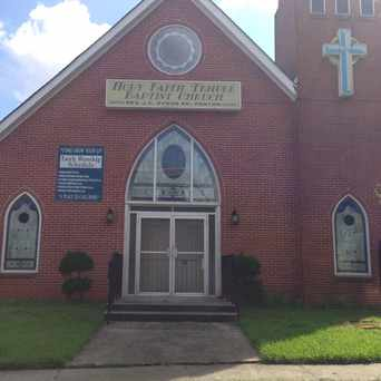 Photo of Holy Faith Temple Baptist Church in Treme - Lafitte, New Orleans