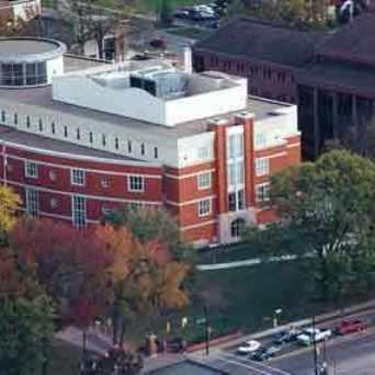 Photo of Drinko Library in Huntington