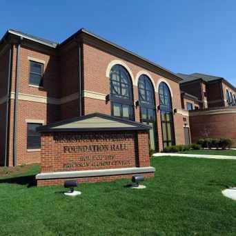 Photo of The Marshall University Foundation Hall in Huntington