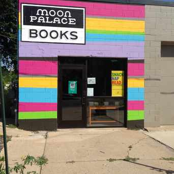 Photo of Moon Palace Books in Longfellow, Minneapolis