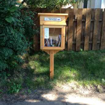 Photo of Little Free Library in Longfellow, Minneapolis