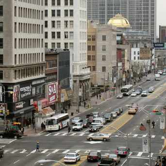 Photo of Broad St in Newark