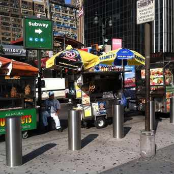 Photo of 8th Avenue & 33rd Street in Chelsea, New York