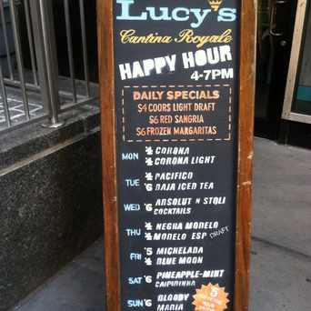 Photo of Lucy's Cantina Royale in Garment District, New York