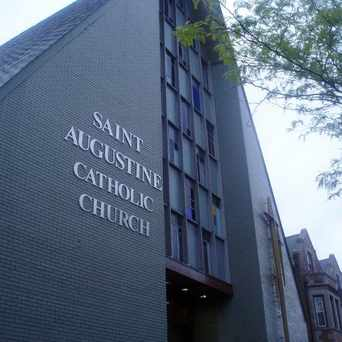Photo of Saint Augustine catholic church in Union City