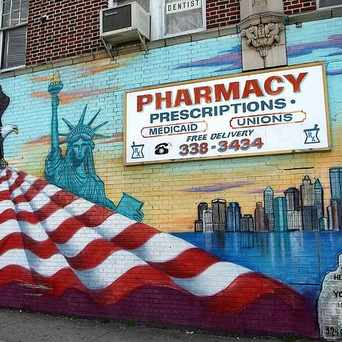 Photo of Street art in Flatlands Brooklyn in Flatlands, New York