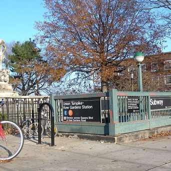 Photo of Public Transit Stop in Kew Garden Hills Queens in Forest Hills, New York