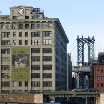 DUMBO New York Apartments for Rent and Rentals - Walk Score