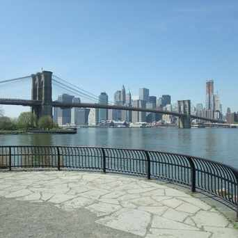 Photo of Dumbo Pier in Brooklyn Heights, New York