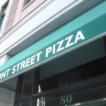 Photo of Front Street Pizza in DUMBO, New York