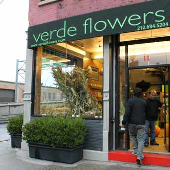 Photo of Verde Flowers in South Bronx, New York