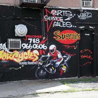 Photo of Street Art in Stapleton in Tompkinsville, New York