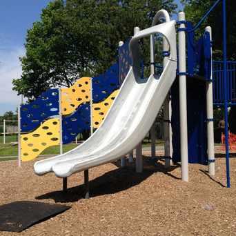 Photo of Deering Oaks Playground in Parkside, Portland