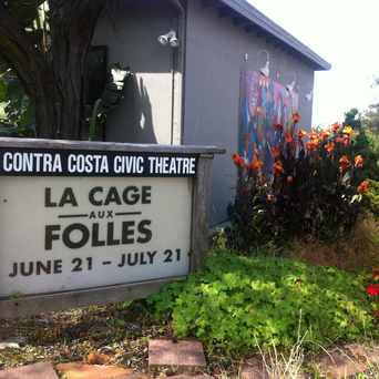 Photo of Contra costa civic theatre in El Cerrito