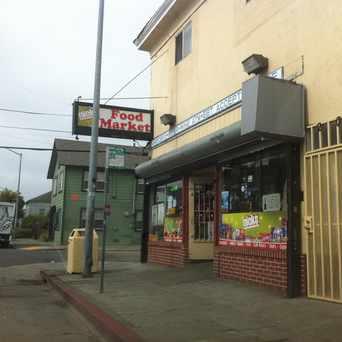 Photo of Adeline St:24th St in McClymonds, Oakland