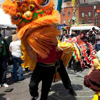 Photo of Saint George Festival in Tompkinsville, New York