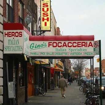 Photo of Gino's Focacceria in Bensonhurst, New York
