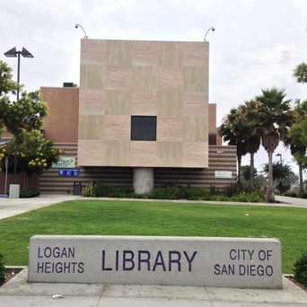 Photo of San Diego Public Library, Logan Heights Branch in Logan Heights, San Diego