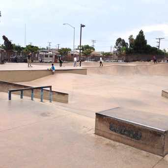 Photo of Memorial Skate Park in Logan Heights, San Diego