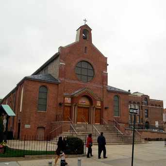 Photo of Saint Leo Church in Corona, New York