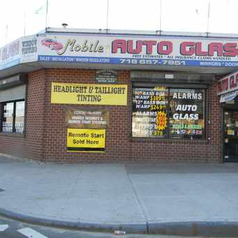 Photo of Mobile Auto Glass Inc in Jamaica, New York