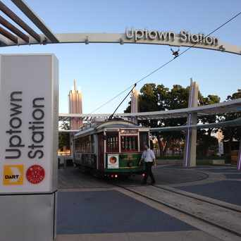 Photo of Uptown Station in Dallas