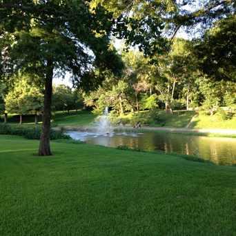 Photo of Turtle Creek Trail in Oak Lawn, Dallas