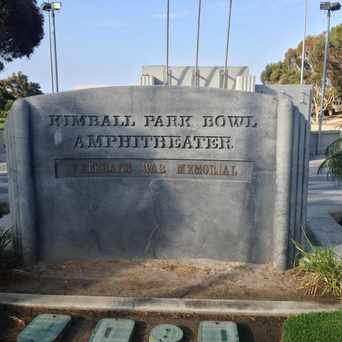 Photo of Kimball Park in National City