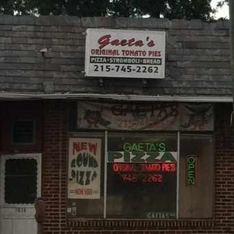 Photo of Gaeta's Tomato Pies in Rhawnhurst, Philadelphia