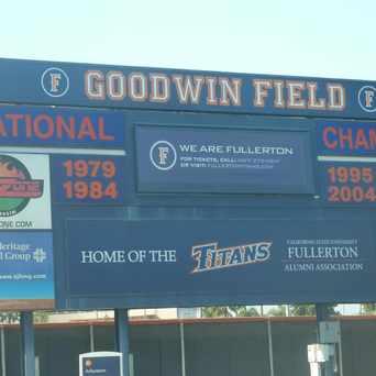 Photo of Goodwin Field in Fullerton