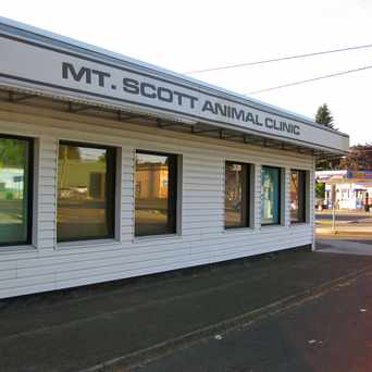 Photo of Mount Scott Animal Clinic in Lents, Portland