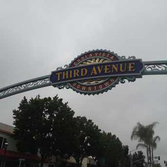 Photo of Chula Vista Sign in Central Chula Vista, Chula Vista