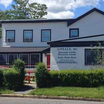 Photo of P.E.A.C.E. Inc. Westside Family Resource Center in Westside, Syracuse