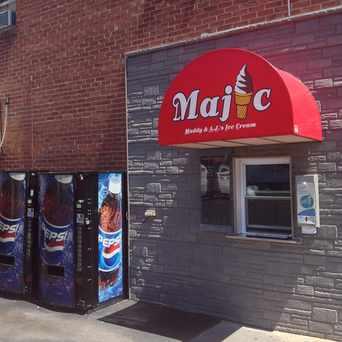 Photo of Majic Ice Cream in Westside, Syracuse