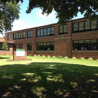 Photo of Sudie L Williams Elementary School in Inwood-Northwest, Dallas