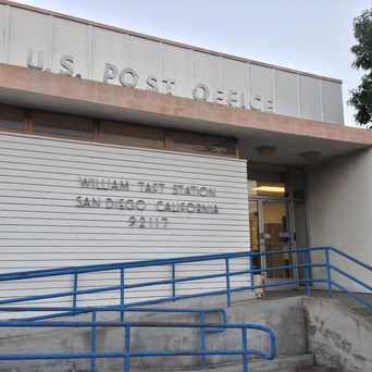 Photo of US Post Office in North Clairemont, San Diego