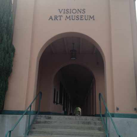 Photo of Visions Art Museum in Midway District, San Diego