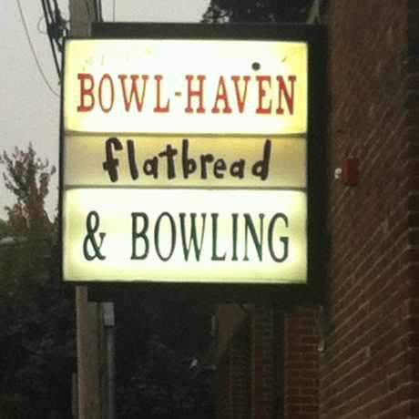 Photo of Flatbread Company in Davis Square, Somerville