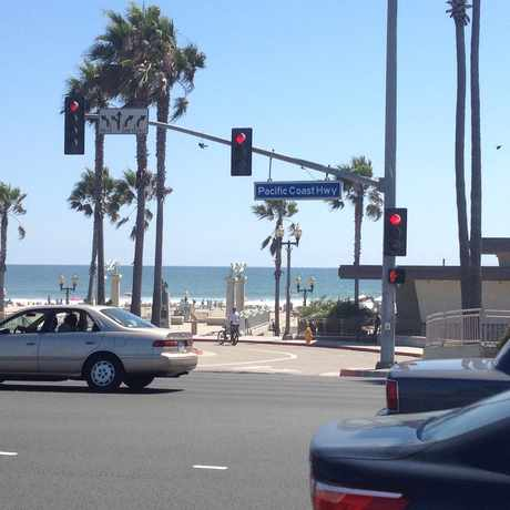 Rent A Car Huntington Beach California