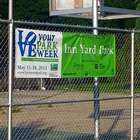 Photo of Inn Yard Park, East Falls, PA in East Falls, Philadelphia