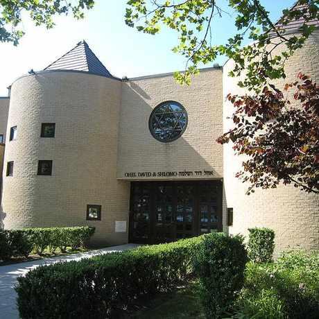 Photo of Ohel David Synagogue in Manhattan Beach, New York