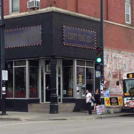 Photo of Honky Tonk BBQ in Pilsen, Chicago